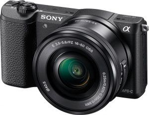 sony ilce 5100l